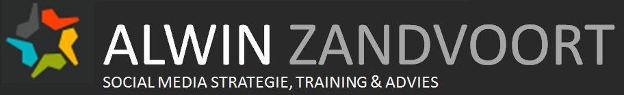 Alwin Zandvoort Social Media Strategie