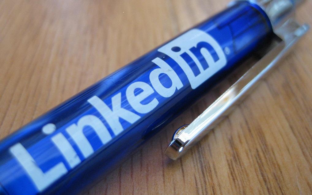 LinkedIn training Alwin Zandvoort