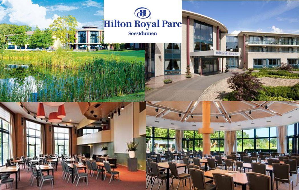 Hilton Royal Parc Soestduinen Alwin Zandvoort Social Media
