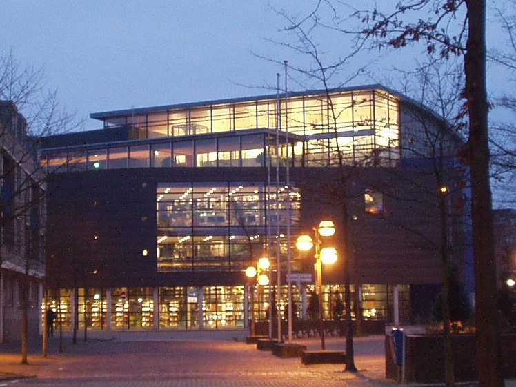 Bibliotheek Almelo 2014