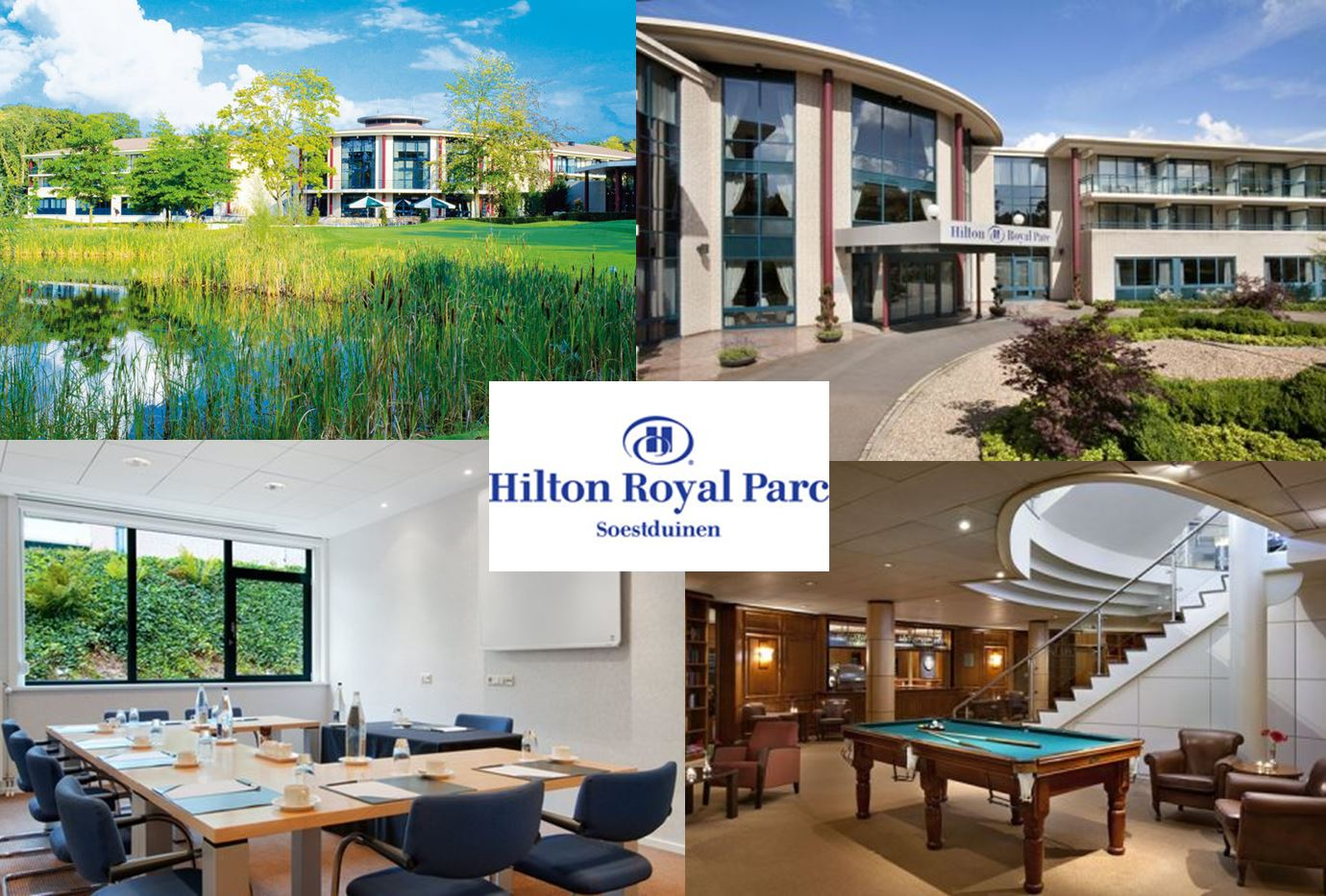 Hilton Royal Parc Soestduinen Alwin Zandvoort