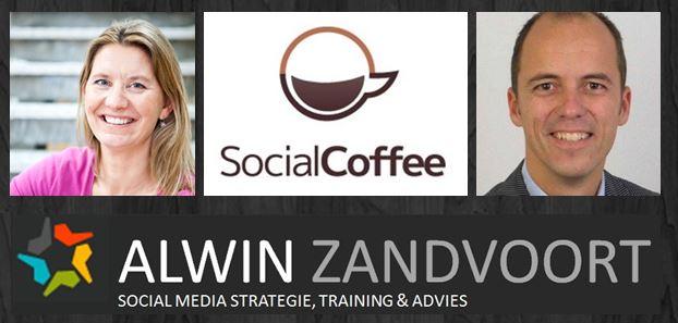 Social Coffee Nancy Boot Alwin Zandvoort